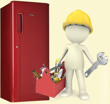 Refrigerator repair in India